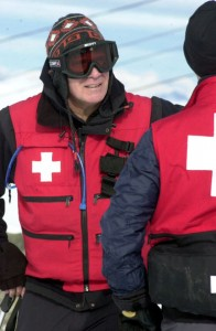 Ski Patrol - a great way to contribute
