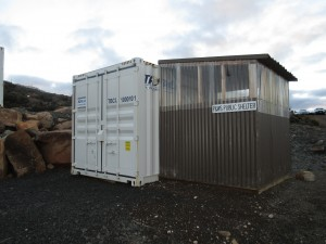 Current Visitor Facilities at Mt Field National Park