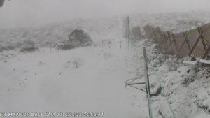 Winter Solstice at Mt Mawson 2016