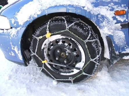 Snow chains image