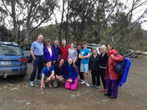 image of Oldina Ski Club members