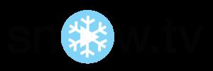 logo for snow.tv